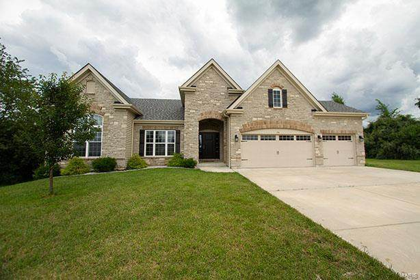 216 Triple Crown Court, Foristell, MO 63348 (#21045776) :: Parson Realty Group