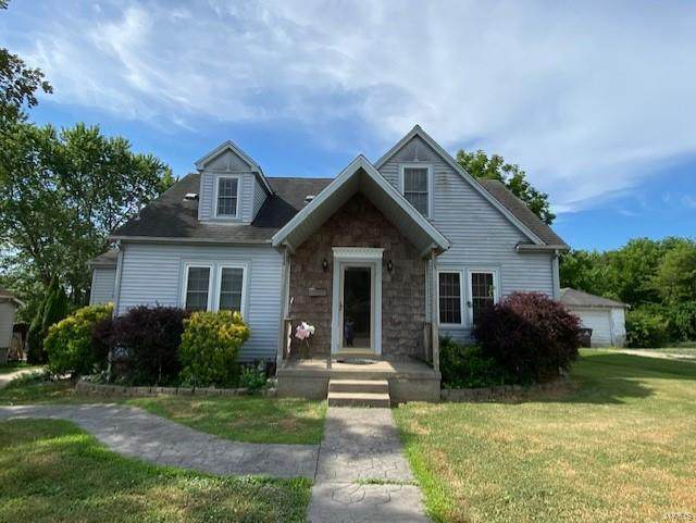 811 Edgemont Boulevard, Perryville, MO 63775 (#21046396) :: Parson Realty Group