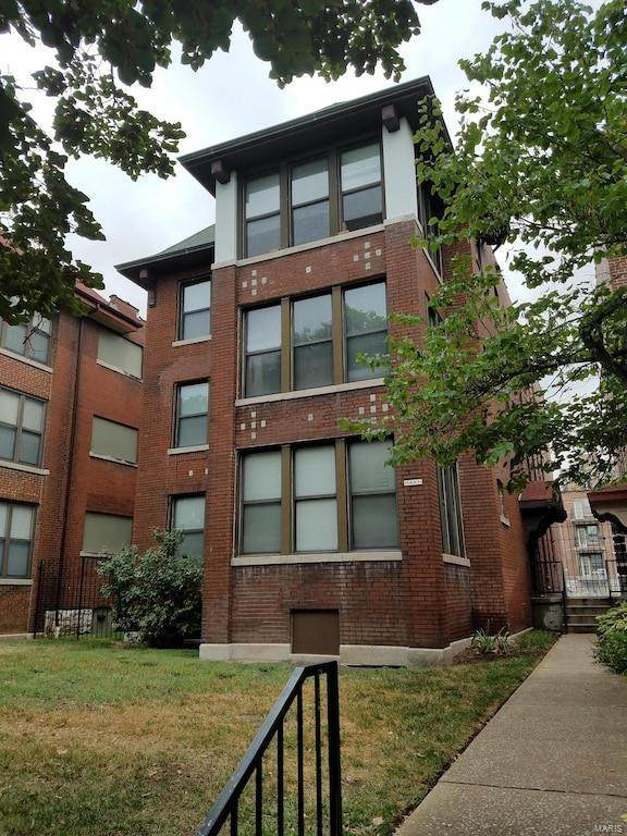 5657 Waterman, St Louis, MO 63112 (#21048787) :: Kelly Hager Group | TdD Premier Real Estate