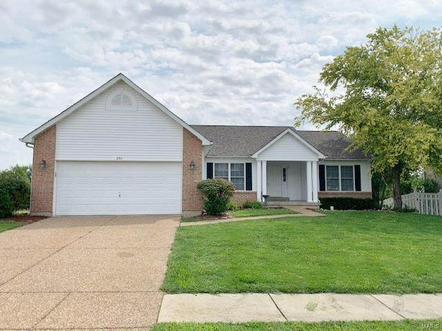 351 Balmoral Castle Unity, Wentzville, MO 63385 (#21050448) :: Parson Realty Group