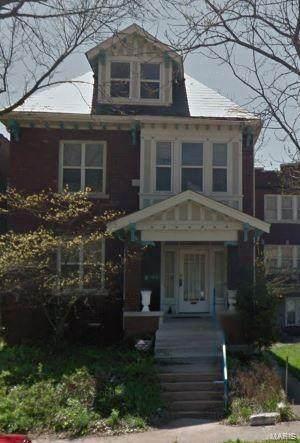 4564 Chouteau Ave, St Louis, MO 63110 (#21051630) :: Realty Executives, Fort Leonard Wood LLC