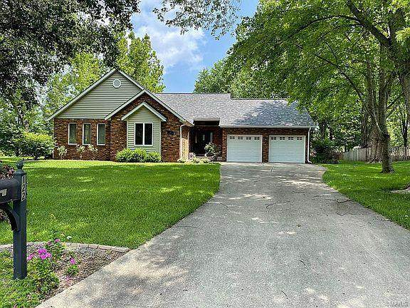 122 E Willow Bend, Glen Carbon, IL 62034 (#21051784) :: Blasingame Group | Keller Williams Marquee