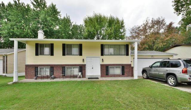 36 Gary Glen Drive, Saint Peters, MO 63376 (#21052406) :: St. Louis Finest Homes Realty Group