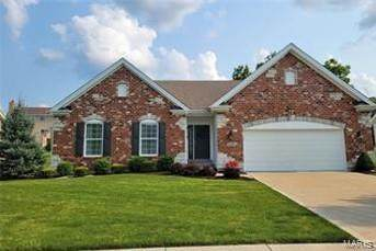 1518 Ridgepointe Place Drive, Lake St Louis, MO 63367 (#21052504) :: Kelly Hager Group   TdD Premier Real Estate