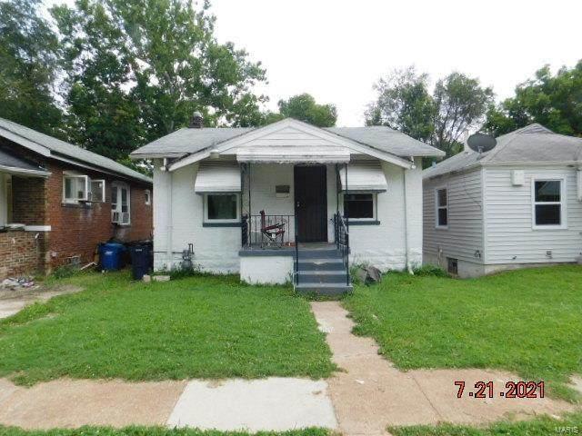 4240 Ravenwood Avenue, St Louis, MO 63121 (#21052514) :: Clarity Street Realty
