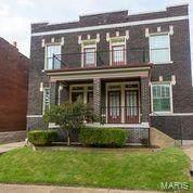 3623 Shenandoah Avenue, St Louis, MO 63110 (#21052957) :: PalmerHouse Properties LLC