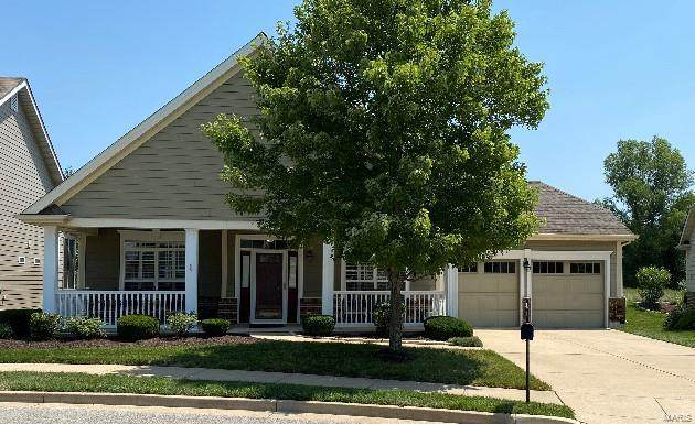 205 Meadows Of Wildwood, Grover, MO 63040 (#21052998) :: Terry Gannon | Re/Max Results