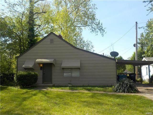 712 Chambers Road, Ferguson, MO 63135 (#21053637) :: Finest Homes Network