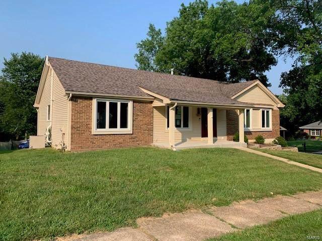 1827 Dougherty Estates, Ballwin, MO 63021 (#21053728) :: Clarity Street Realty