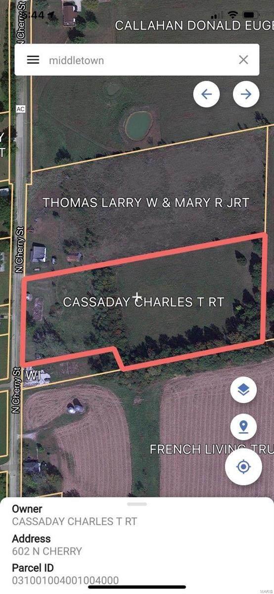 602 N Cherry Street, Middletown, MO 63359 (#21053979) :: Realty Executives, Fort Leonard Wood LLC