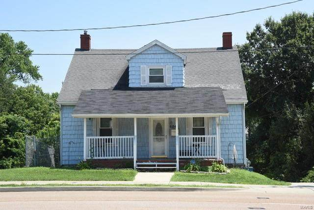 604 Vandalia Street, Collinsville, IL 62234 (#21054366) :: St. Louis Finest Homes Realty Group