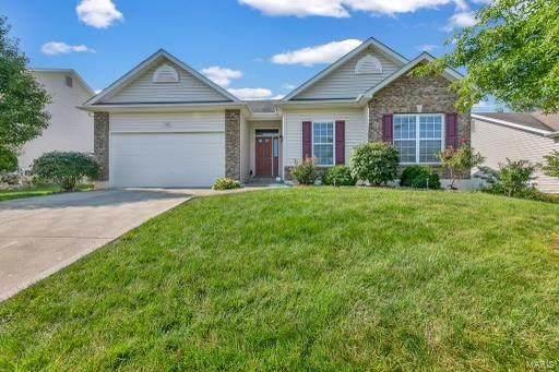 336 Rustic Oaks Drive, Wentzville, MO 63385 (#21054464) :: Kelly Hager Group | TdD Premier Real Estate