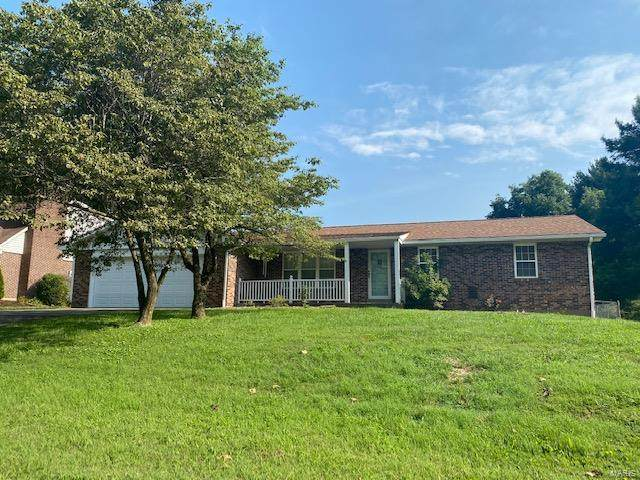 1020 Cathy Drive, Jackson, MO 63755 (#21054559) :: St. Louis Finest Homes Realty Group