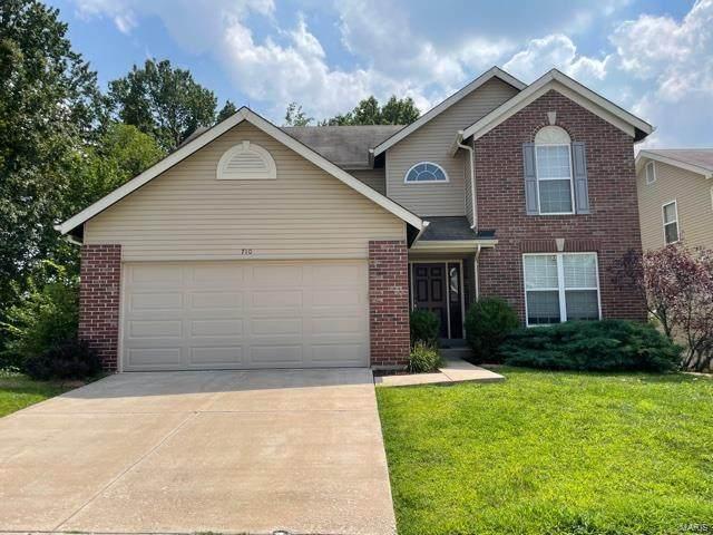 710 English Ivy, O'Fallon, MO 63368 (#21055327) :: Kelly Hager Group | TdD Premier Real Estate