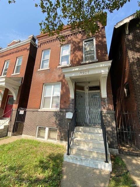 3927 S Grand, St Louis, MO 63118 (#21056177) :: Friend Real Estate