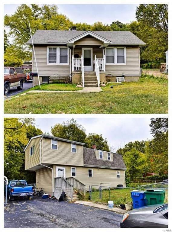 2420 E Milton Avenue, St Louis, MO 63114 (#21057276) :: Palmer House Realty LLC