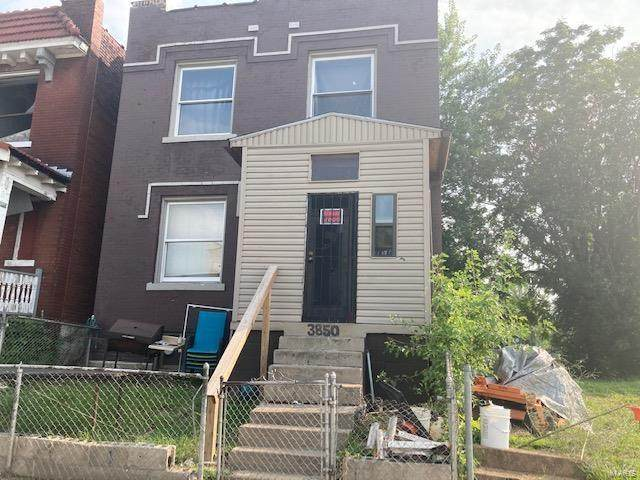 3850 Kennerly Avenue, St Louis, MO 63113 (#21059136) :: Parson Realty Group