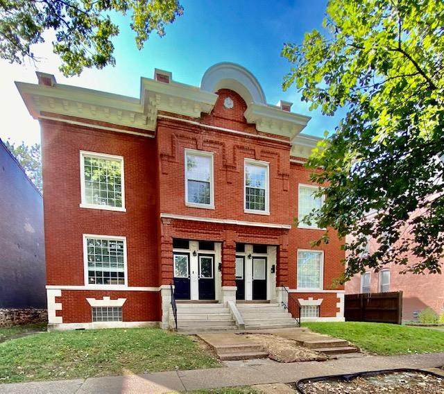 3159 Alfred Avenue, St Louis, MO 63116 (#21062649) :: Mid Rivers Homes