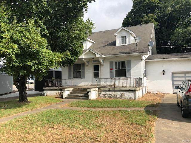 806 William Street, Cape Girardeau, MO 63703 (#21063107) :: Parson Realty Group