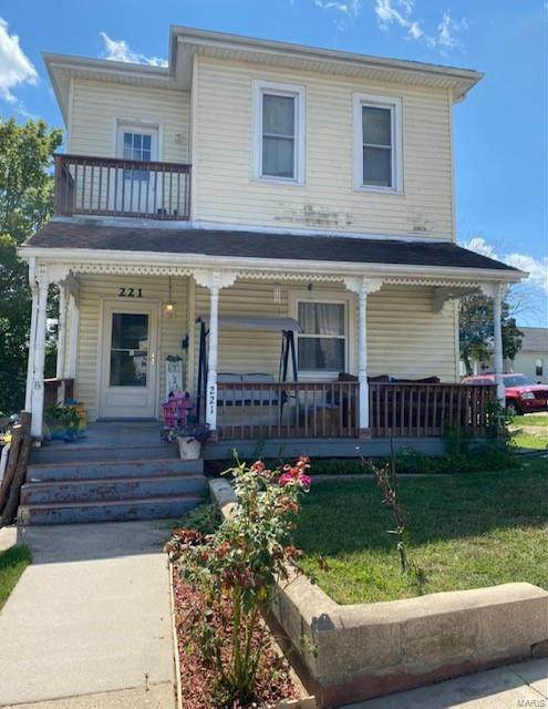 221 West Miller, De Soto, MO 63020 (#21066472) :: Jenna Davis Homes LLC