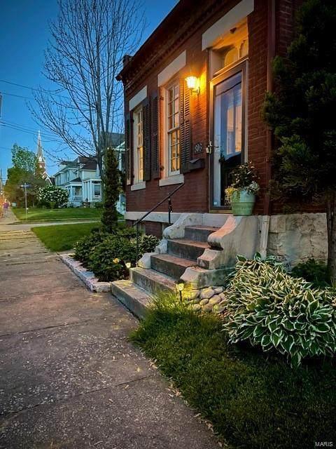 803 Jefferson Street, Saint Charles, MO 63301 (#21067491) :: Century 21 Advantage