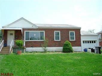 1037 Roxbury, St Louis, MO 63125 (#21067516) :: Delhougne Realty Group
