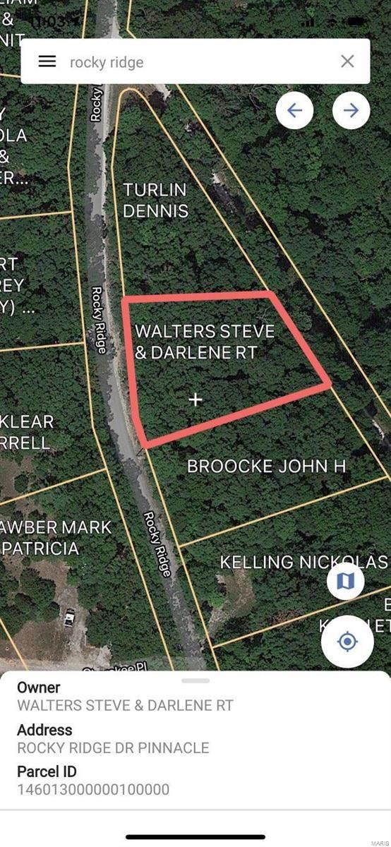 0 Rocky Ridge Drive, New Florence, MO 63383 (#21068018) :: Hartmann Realtors Inc.