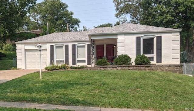 11871 Spruce Haven Drive, St Louis, MO 63146 (#21068522) :: Clarity Street Realty