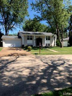 12715 Saddlemaker Court, Maryland Heights, MO 63043 (#21068530) :: Clarity Street Realty