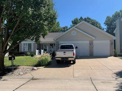 2780 Pomme Meadows Drive, Arnold, MO 63010 (#21068576) :: Clarity Street Realty