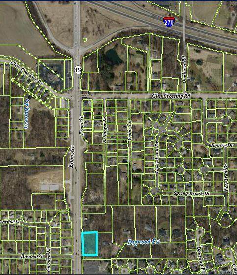 0 State Route 159, Glen Carbon, IL 62034 (#21071008) :: Clarity Street Realty