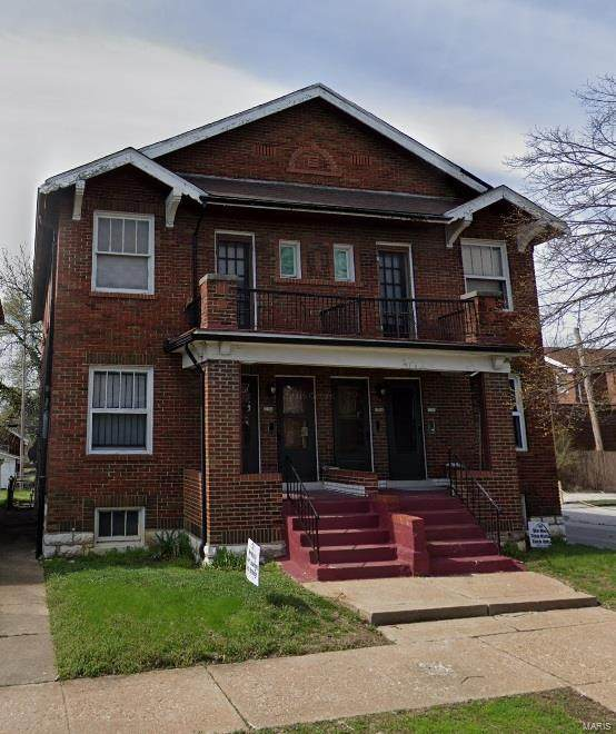 4726 Lee Avenue, St Louis, MO 63115 (#21071388) :: Terry Gannon | Re/Max Results