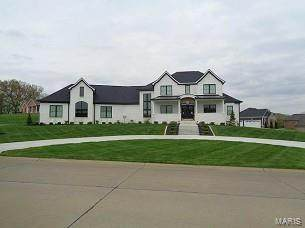 130 Cloverdale Ranch Road, Cape Girardeau, MO 63701 (#21072257) :: Mid Rivers Homes