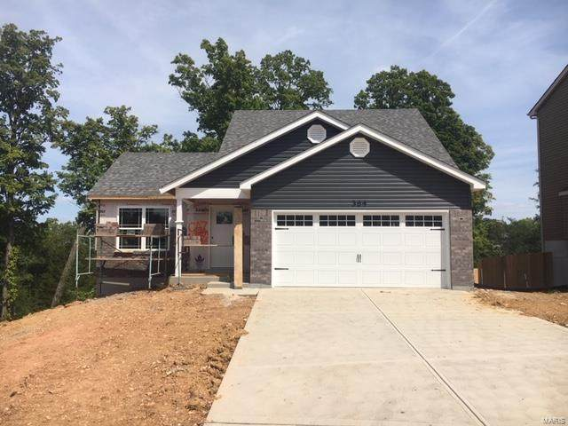 1103 Slapshot Drive, Foristell, MO 63348 (#21073299) :: Reconnect Real Estate