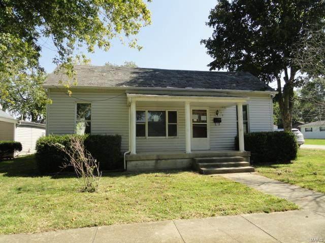 319 S Hamilton, Marissa, IL 62257 (#21074075) :: Matt Smith Real Estate Group
