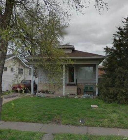 2321 Hodges Avenue, Granite City, IL 62040 (#21074392) :: Parson Realty Group