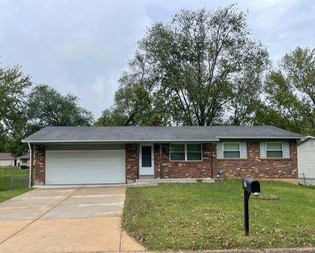 817 Ruth Avenue, Festus, MO 63028 (#21074448) :: Matt Smith Real Estate Group