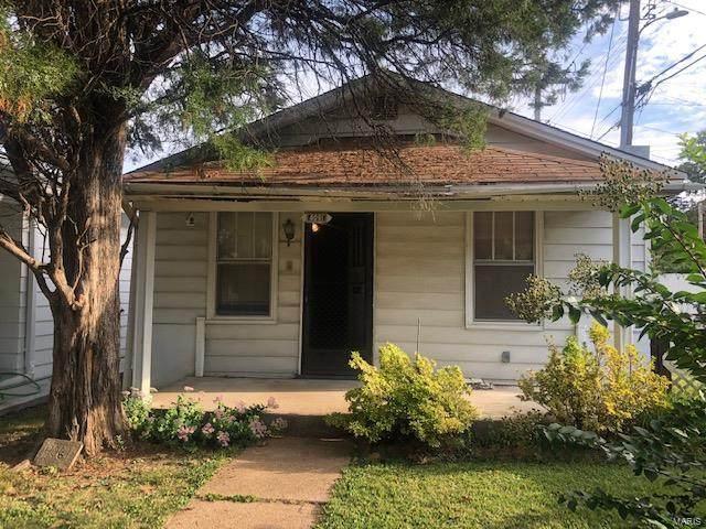 4061 Concordia Avenue, St Louis, MO 63116 (#21074592) :: Finest Homes Network