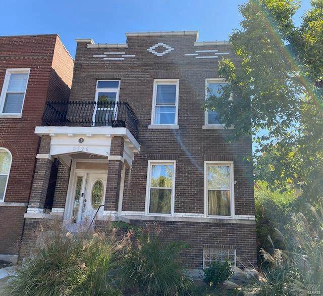 3526 S Spring Avenue, St Louis, MO 63116 (#21074600) :: Finest Homes Network