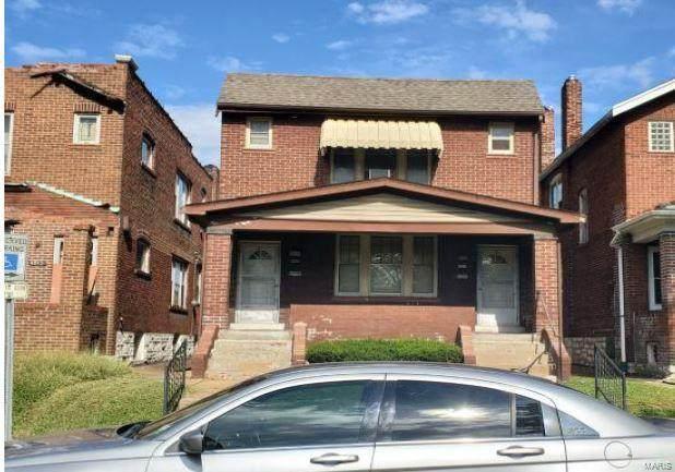 4911 San Francisco Avenue, St Louis, MO 63115 (#21074836) :: Reconnect Real Estate