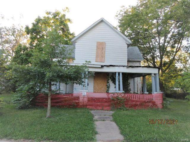 409 N Chestnut, Monroe City, MO 63456 (#21074917) :: Reconnect Real Estate