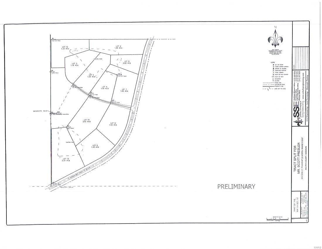 0 Lot 9 Bridgestone Lake Estates - Photo 1