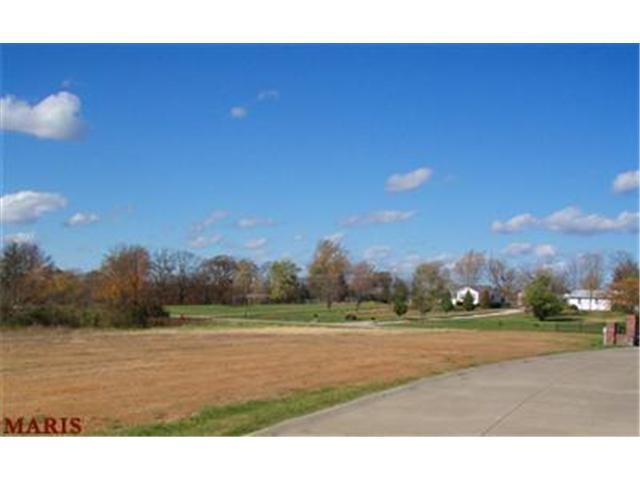 0 Lot #13 Barton Creek, Wentzville, MO 63385 (#10044231) :: The Becky O'Neill Power Home Selling Team