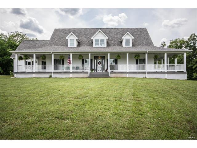 17579 N State Highway 21, Cadet, MO 63630 (#16037725) :: Clarity Street Realty