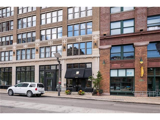 1635 Washington Avenue #912, St Louis, MO 63103 (#16055899) :: Carrington Real Estate Services