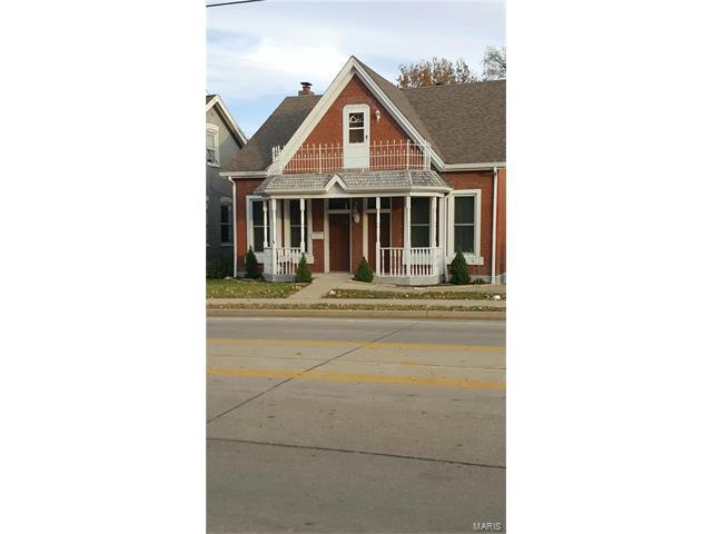 124 N 5th, Saint Charles, MO 63301 (#16080180) :: Clarity Street Realty