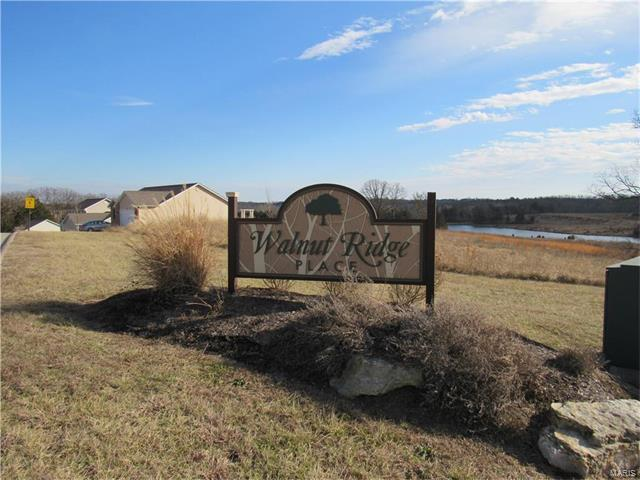14 Lot - Walnut Ridge Place, Washington, MO 63090 (#17003332) :: St. Louis Finest Homes Realty Group