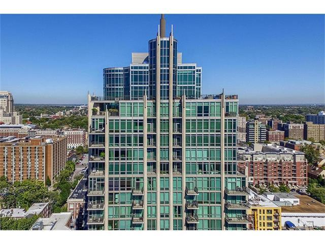 4909 Laclede Avenue #1503, St Louis, MO 63108 (#17023330) :: Clarity Street Realty