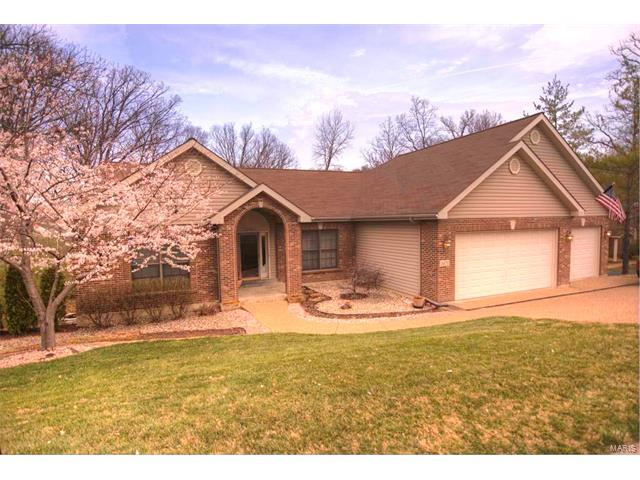1471 Big Bend Road, Manchester, MO 63021 (#17024648) :: The Kathy Helbig Group