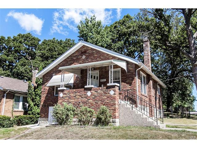 8903 Powell Avenue, Brentwood, MO 63144 (#17027631) :: RE/MAX Vision